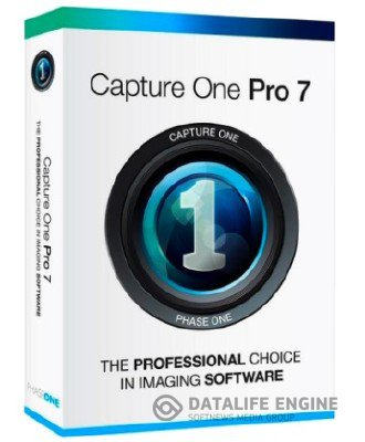 Phase One 2CD: Capture One PRO 7.0.1 build 64180 x64 for Windows + Capture One 7.0.1 Build 64201 for Mac OS [Intel]