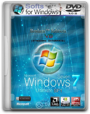 Windows 7 Ultimate SP1 Beslam Edition [v8] (2DVD: x86/x64)
