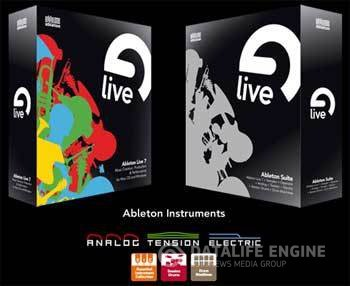 Ableton Live Suite 8.3.3 for Mac OS (2012, Eng) + Serial