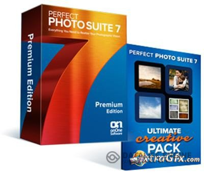 onOne Perfect Photo Suite v.7.0.2 Premium Edition + Ultimate Creative Pack 2 [2012, Eng] + Serial