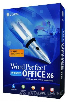 Corel WordPerfect Office X6 v.16.0.0.318 x86 [2012, ENG] + Crack