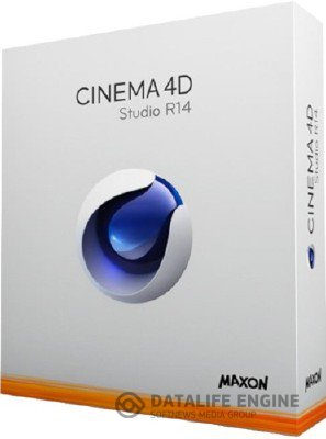 Maxon CINEMA 4D Studio R14.034 Build RC68643 Retail (for Windows+Mac OS) [2012, Multi/Rus] + Crack