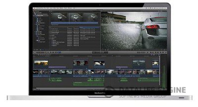 Final Cut Pro X 10.0.7 + Motion 5.0.6 + Compressor 4.0.6 + mlooks-1,2 [12.2012, App Store]