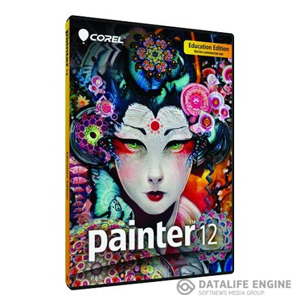 Corel Painter 12 ( 2.0.703, Multi/Eng )