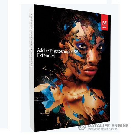 Adobe Photoshop CS6 Extended ( v.13.1.2, RUS / ENG, Update 3 )