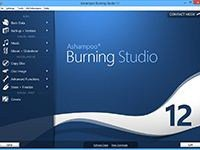 Скачать Ashampoo Burning Studio 12.0.3