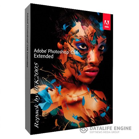 Adobe Photoshop CS6 Extended ( v.13.1.2, 2013 )